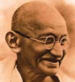 Gandhi-nonviolence